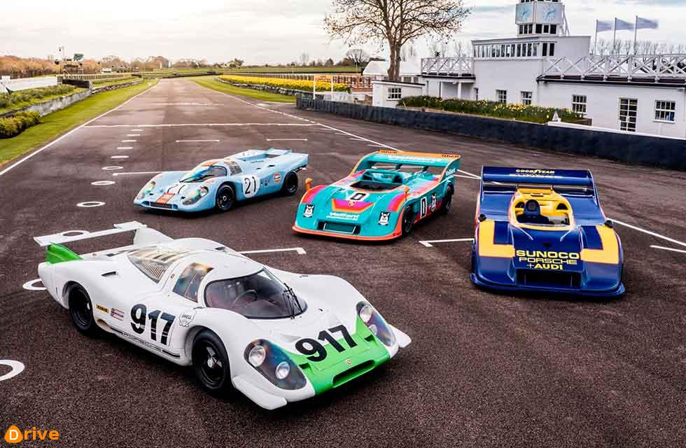 Porsche 917 and 962 to star at Classic & Supercar show