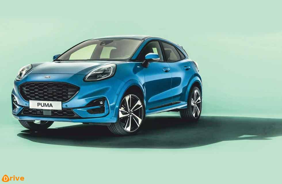 Ford Puma, but not as we know it