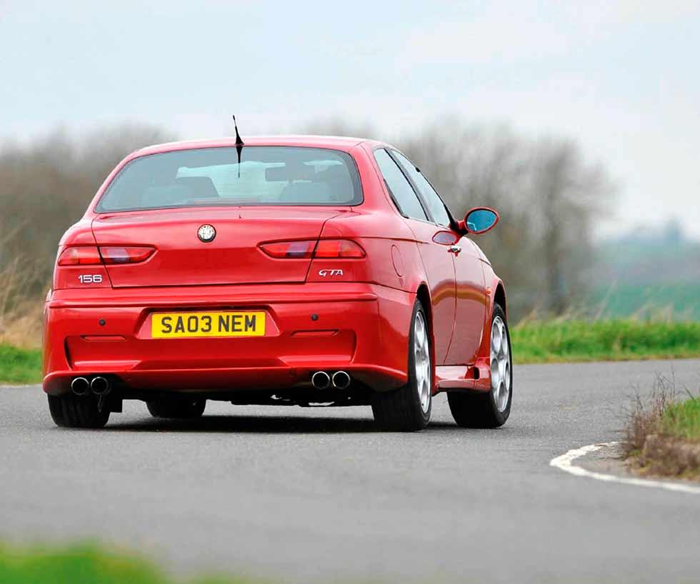2003 Alfa Romeo 156 3.2 GTA Tipo 932 - 320bhp supercharged Saloon