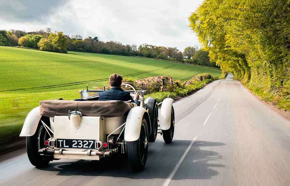 """1932 Invicta S-Type """"Low Chassis"""" Competition Tourer"""