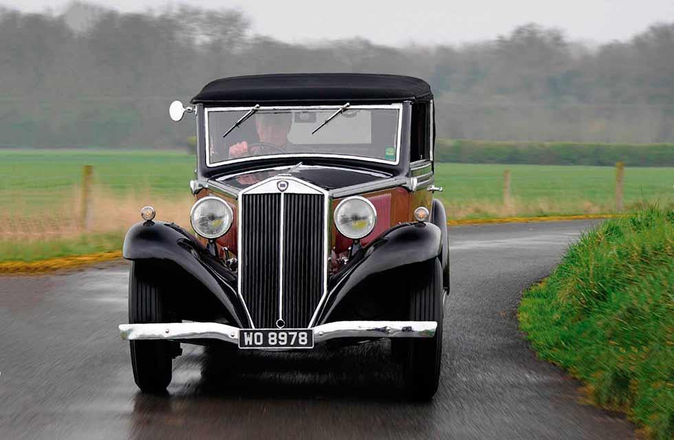 1934 Lancia Augusta Good Enough For Tazio