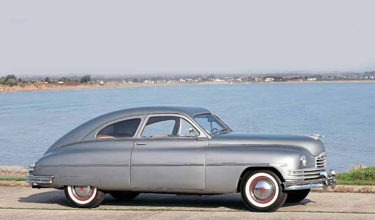 1949 Packard Straight Eight Deluxe