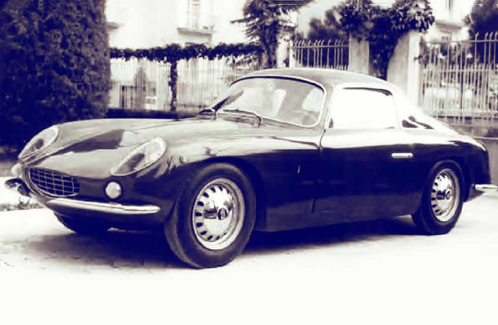 1963 Bandini 1000 GT