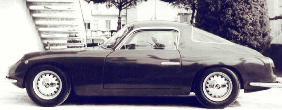 Ilario Bandini 1963 Bandini 1000 GT