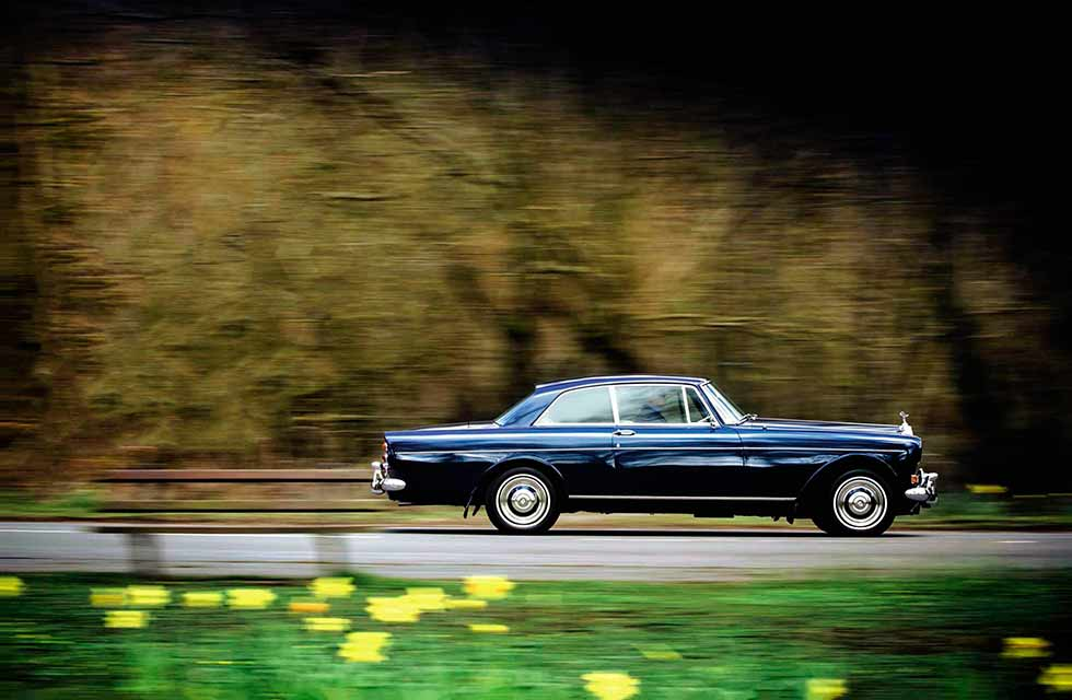 1965 Rolls-Royce Silver Cloud III Park Ward
