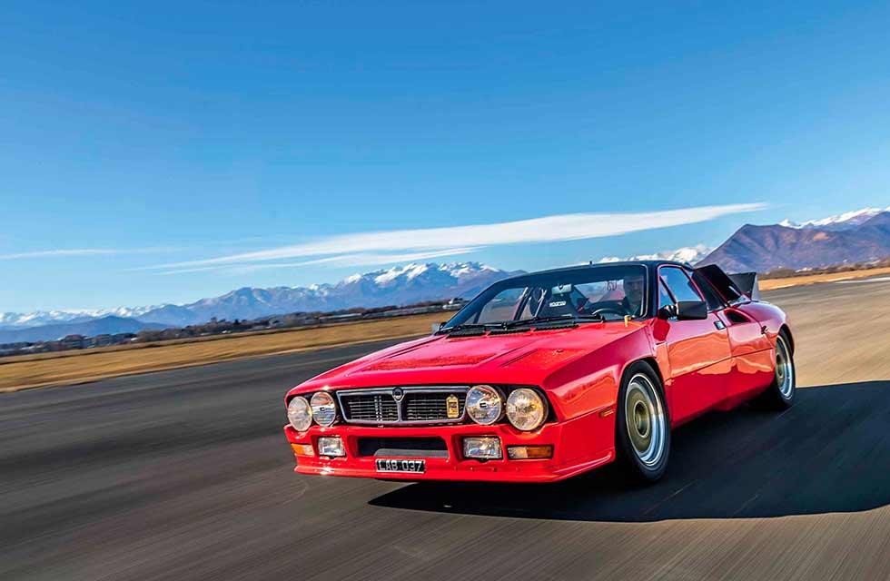 1980 Lancia Abarth Rally SE 037
