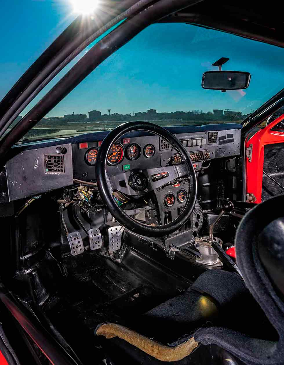 1980 Lancia Abarth Rally SE 037 Prototype - road test