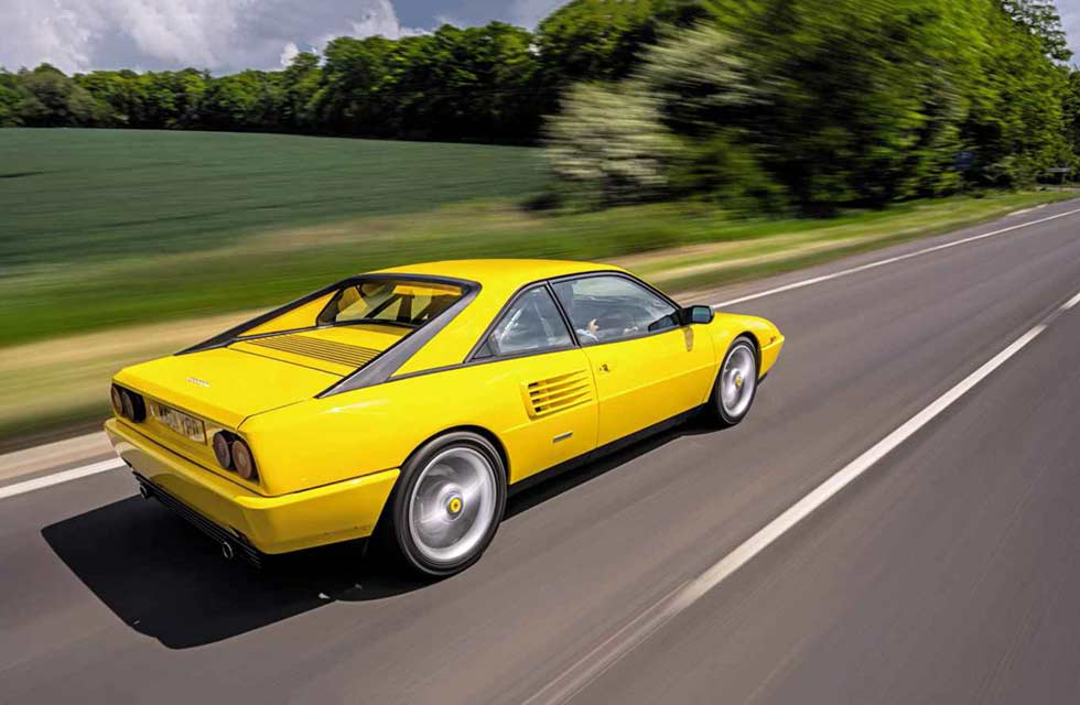 Tuned 1981 Ferrari Mondial 430 - 4.3-litre 483bhp engined restomod