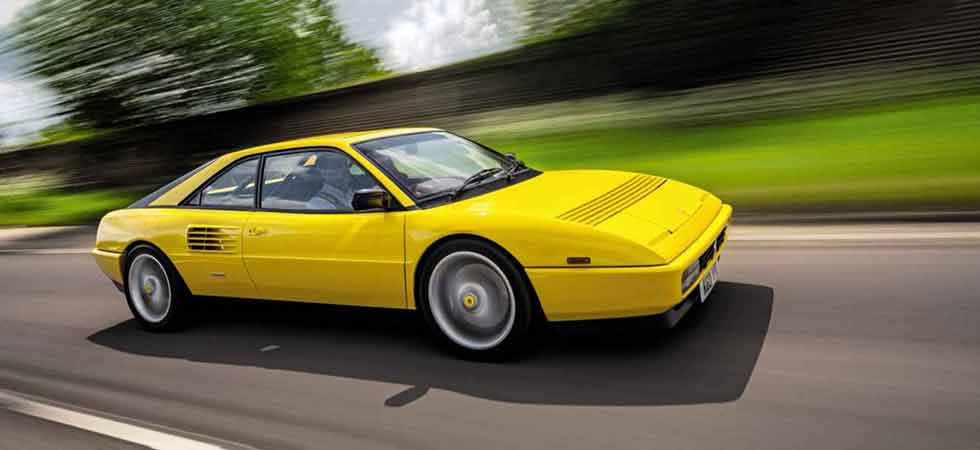 Tuned 1981 Ferrari Mondial 430 Type F108 - 4.3-litre 483bhp engined restomod