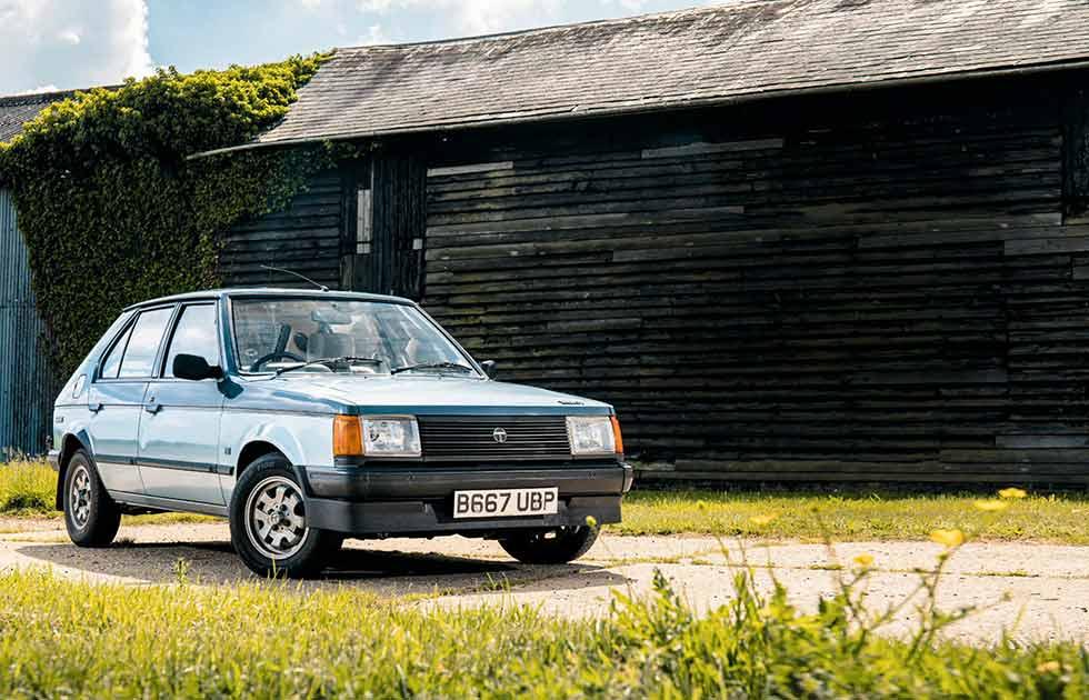 1984 Talbot Horizon Pullman 1.5 Automatic / B667 UBP / UK-reg / - road test