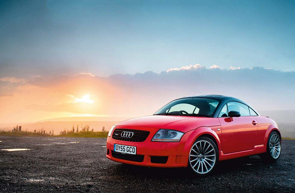 Audi TT Quattro Sport 8N