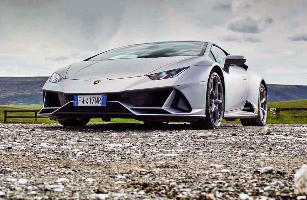2019 Lamborghini Huracan Evo - road test