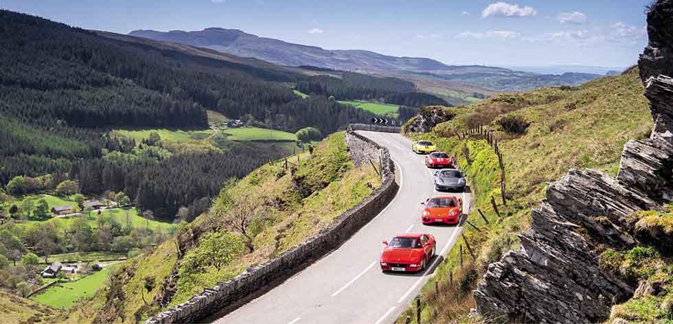 Ferrari 348 GT Competizione Type F119 vs. 360 Challenge Stradale Type F131, 430 Scuderia Type F131, 458 Speciale Type F142 and 488 Pista Type F142M - comparison road test
