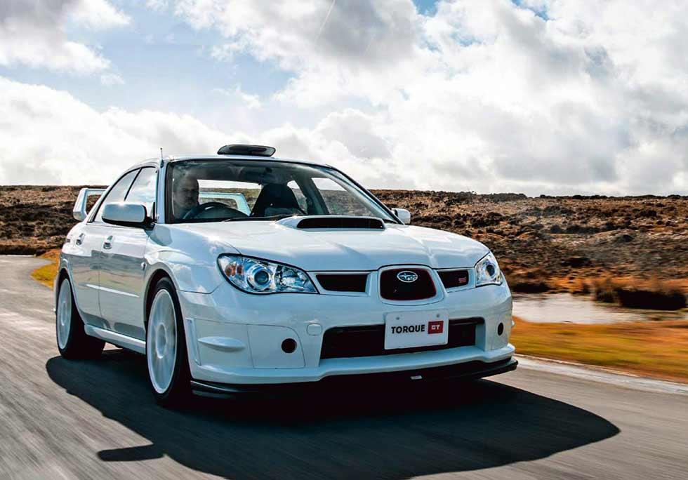 2006 Subaru Impreza WRX STI Spec C Type RA-R GDB - road test