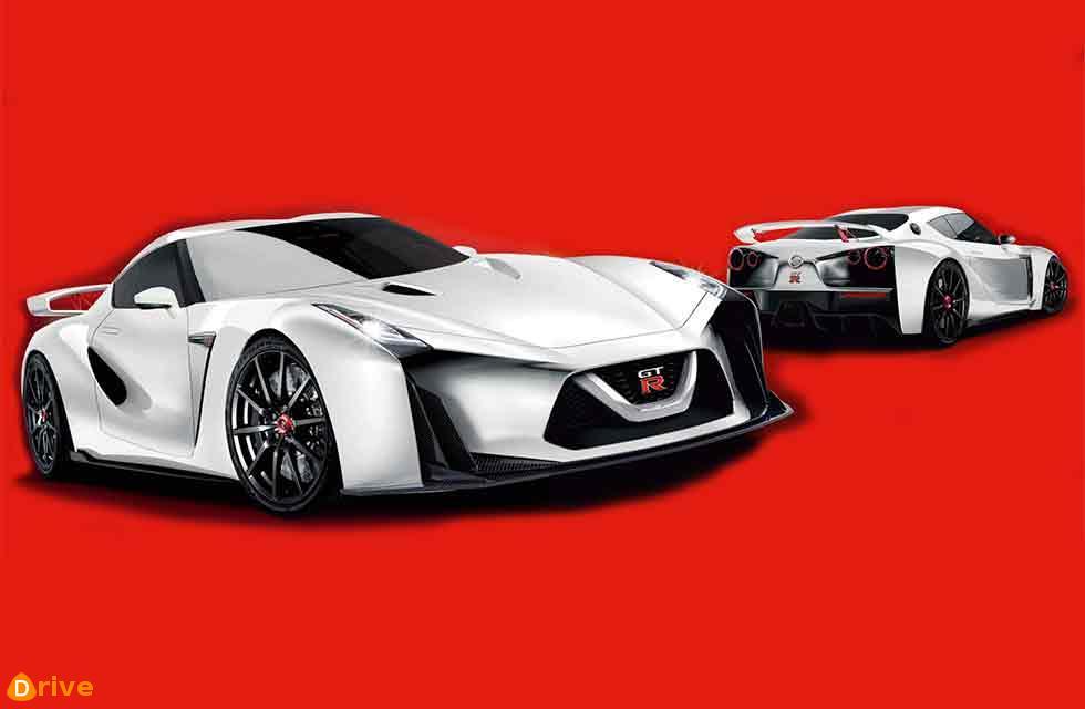 new-generation GT-R