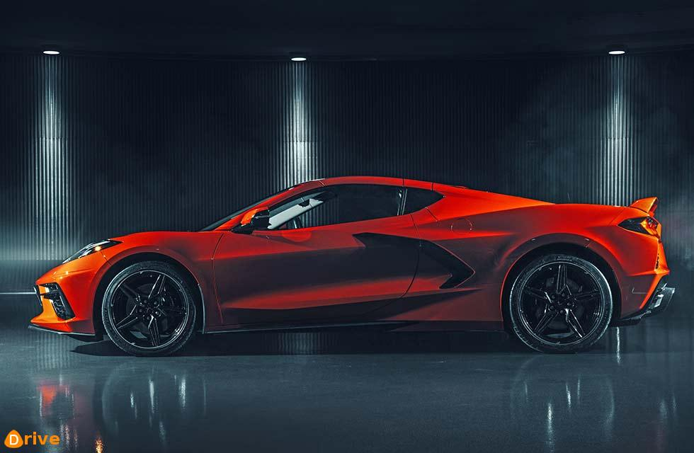2020 Chevrolet Corvette Stingray Z51 C8