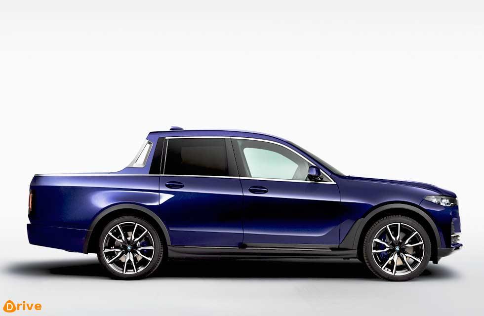 BMW X7 Pick-up G07