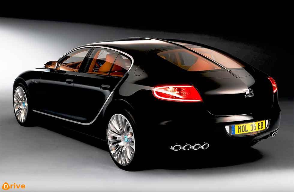 Bugatti 16C Galibier Concept '2009