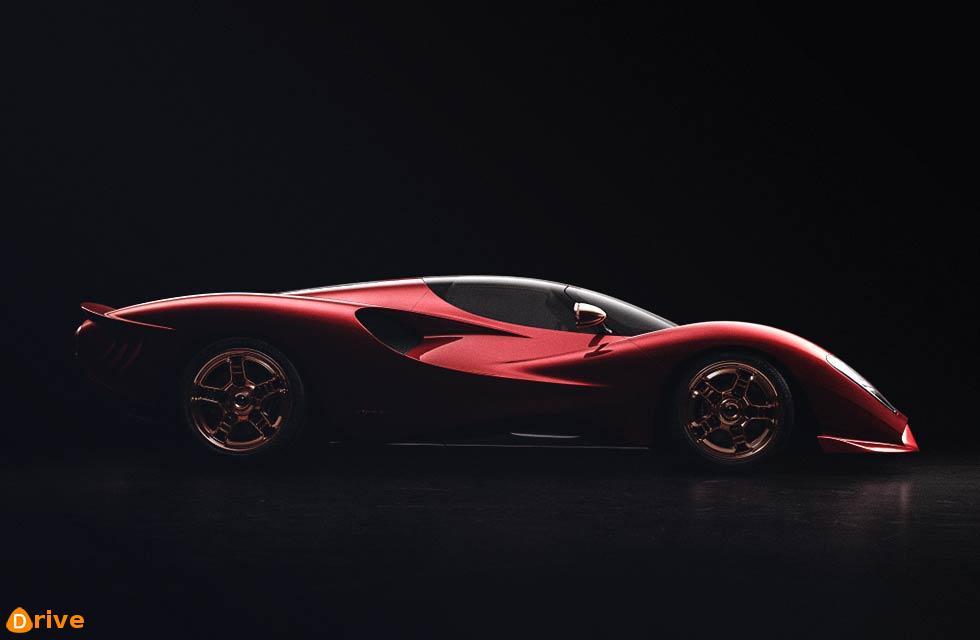 2020 De Tomaso P72