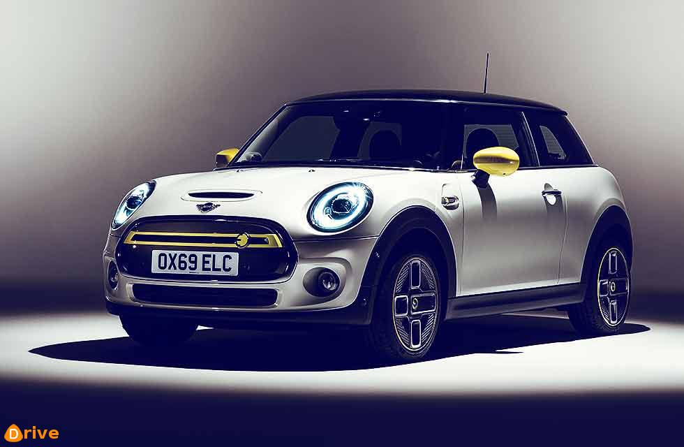 Mini goes full-on EV for its 60th birthday