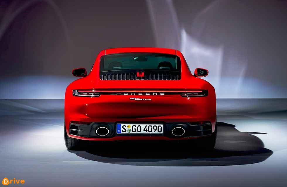 2020 Porsche 911 Carrera 992