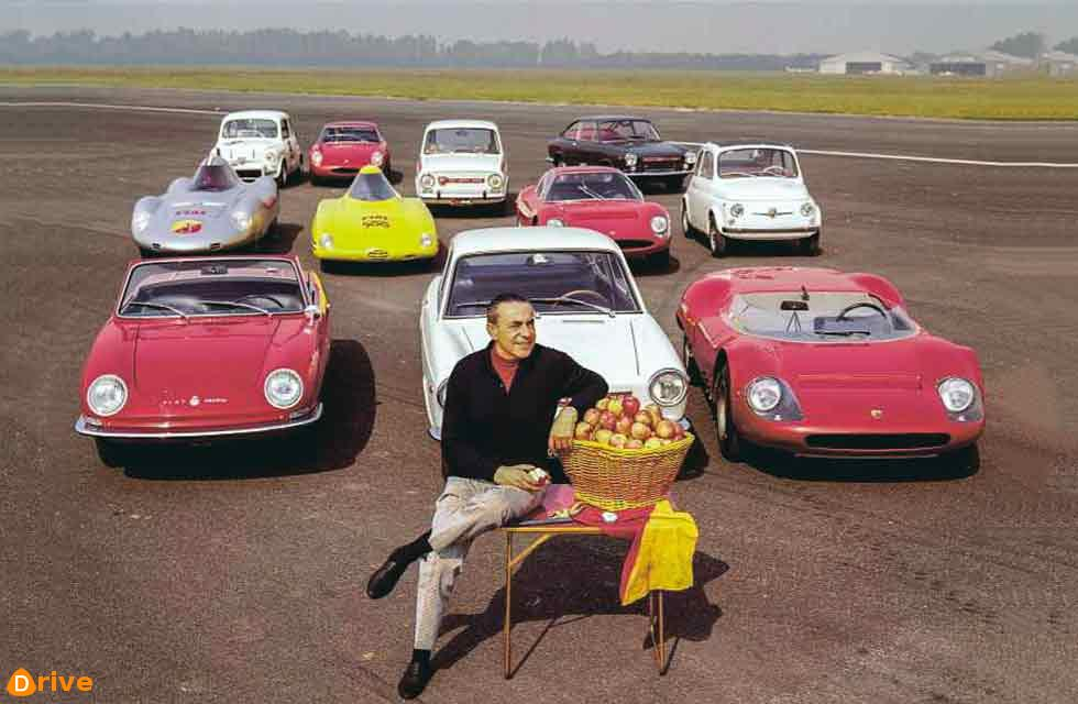 FIAT/CHRYSLER - Gone but not forgotten Carlo Abarth