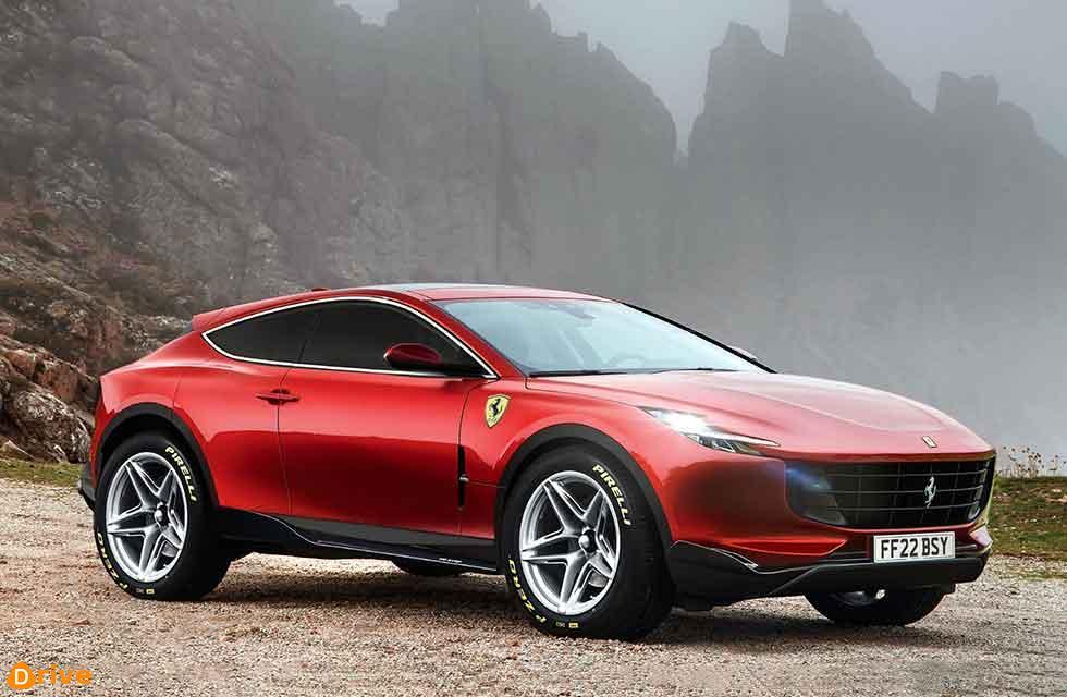 Ferrari SUV Super-luxury rule breaker due in 2022