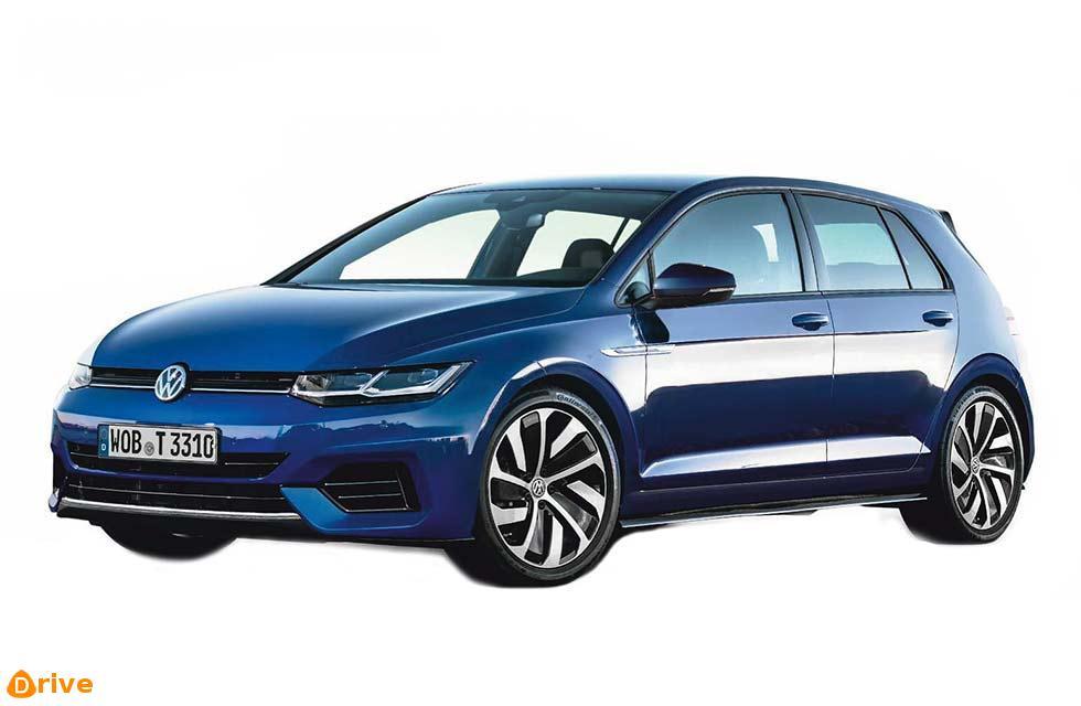 Volkswagen Mk8 Golf R