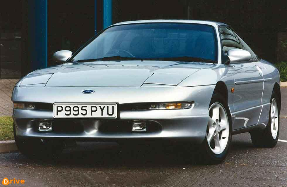 Emerging Classic Ford Probe