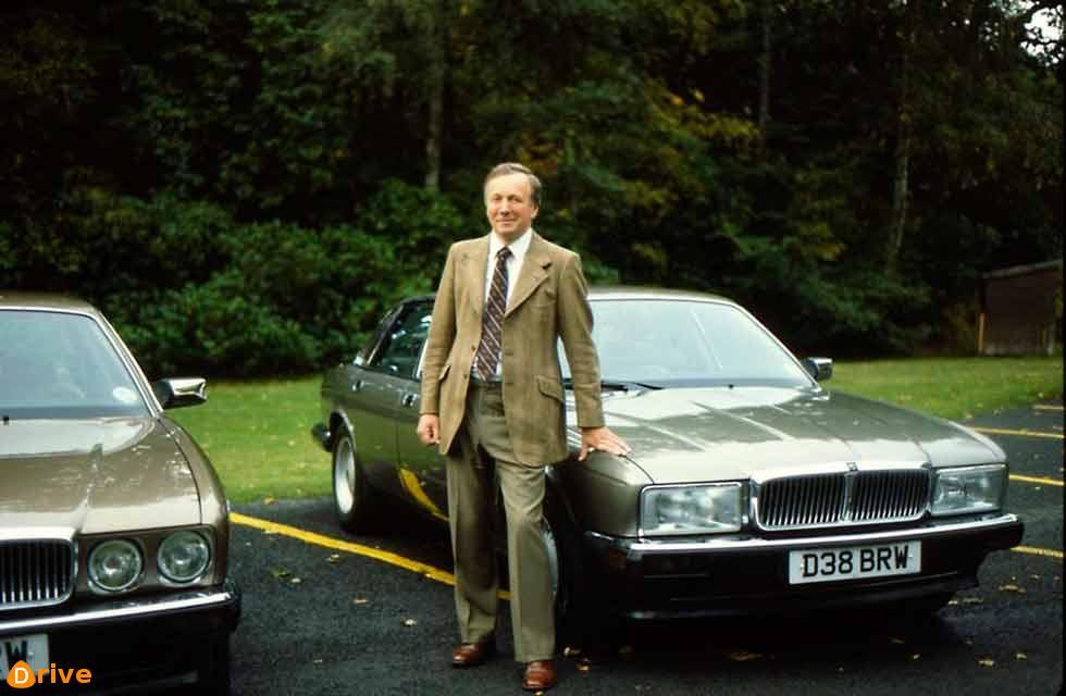 Jim Randle, 1938-2019 Driving force behind Jaguar innovations