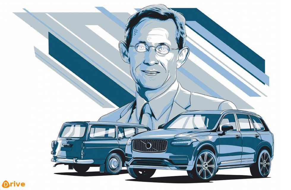 Lex Kerssemakers Volvo's Direct consumer business head