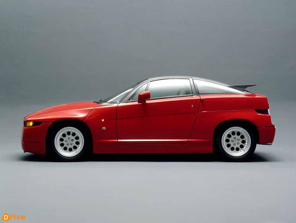 Alfa Romeo S.Z. 162C