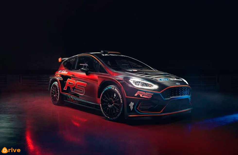 M-sport launch two new Ford Fiesta rally cars