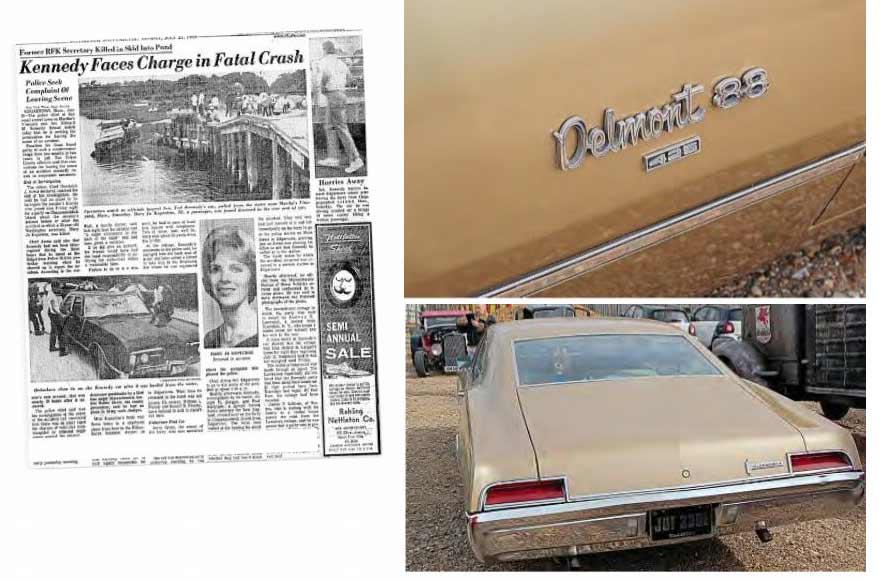 Rare 1967-1968 Oldsmobile Delmont 88
