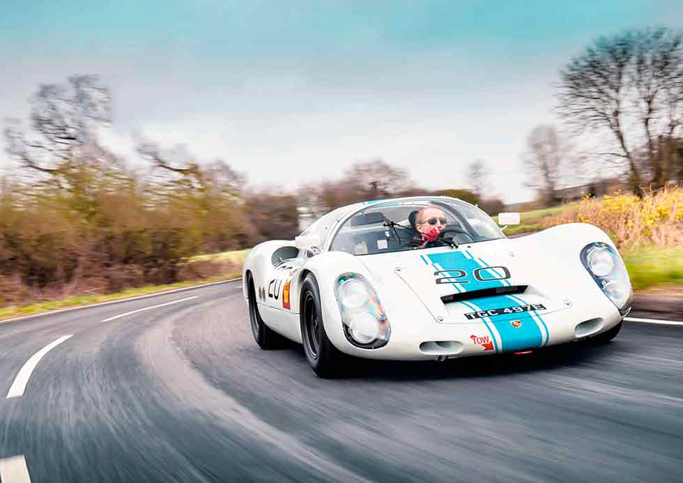 1968 Porsche 910