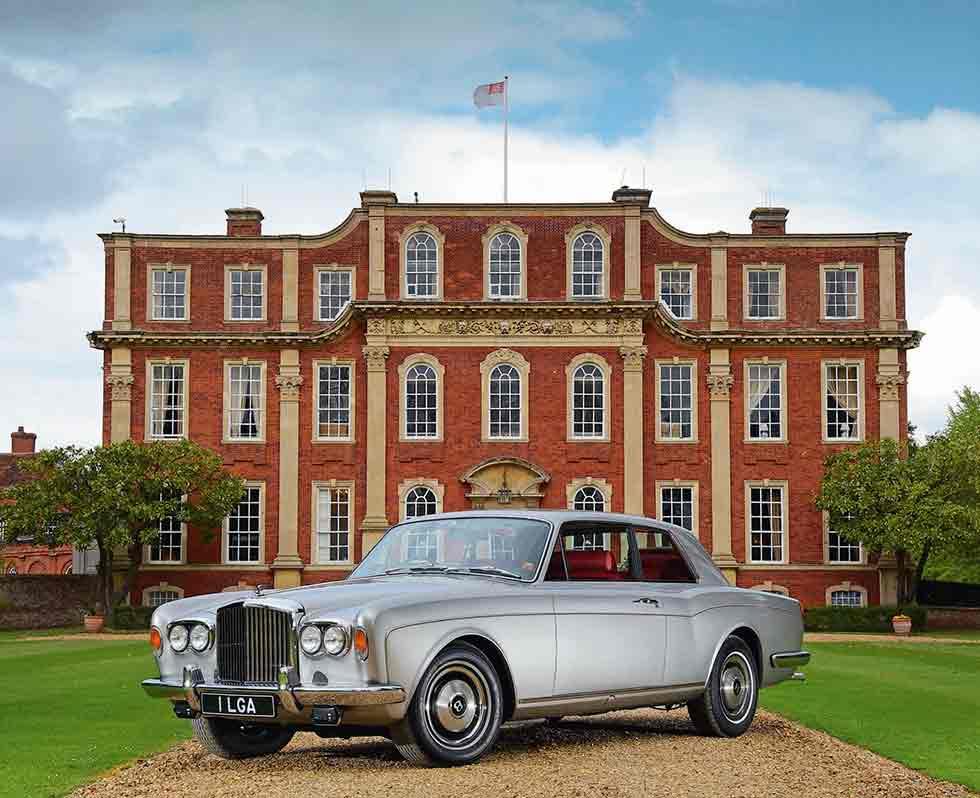 Bentley Corniche FHC