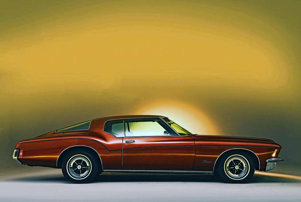 Gangster's Paradise 1971-1973 Buick Riviera