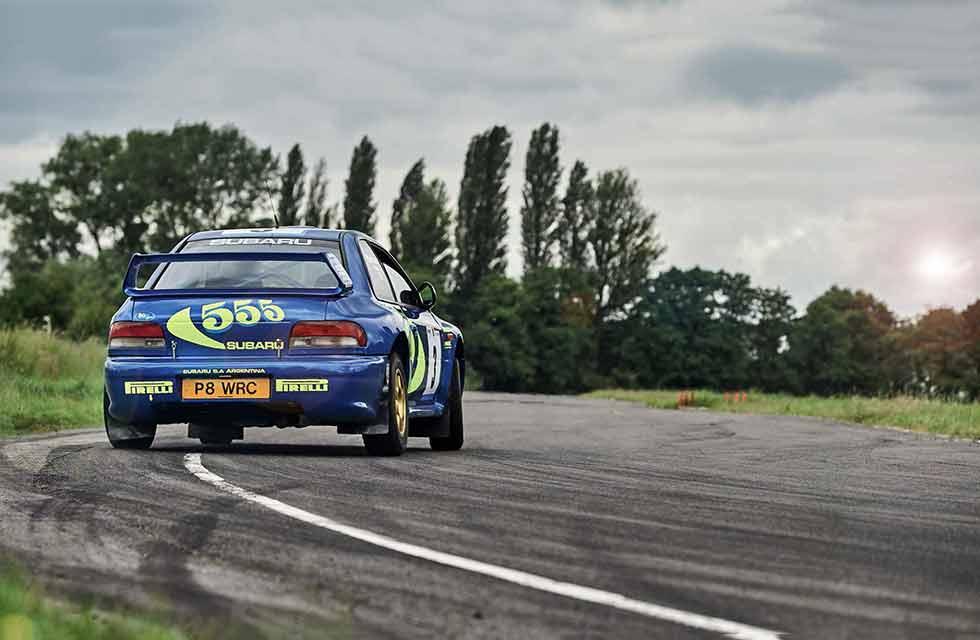 1997 Subaru Impreza S3 WRC 97 - road test