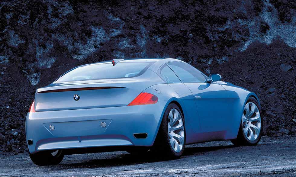 BMW Z9 Gran Turismo Concept '1999