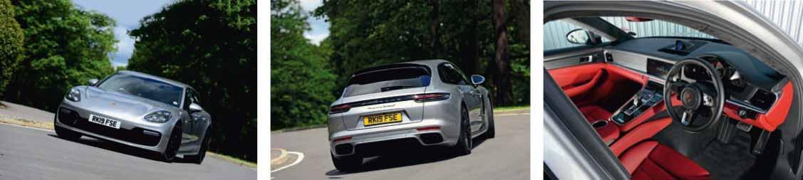 2019 Porsche Panamera Turbo S E-Hybrid Sport Turismo 971