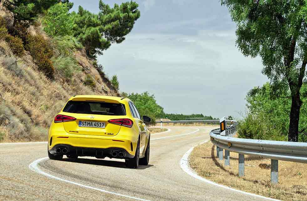 2020 Mercedes-AMG A45 S 4Matic+ W177