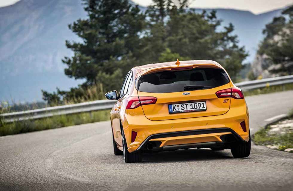 2020 Ford's Focus ST