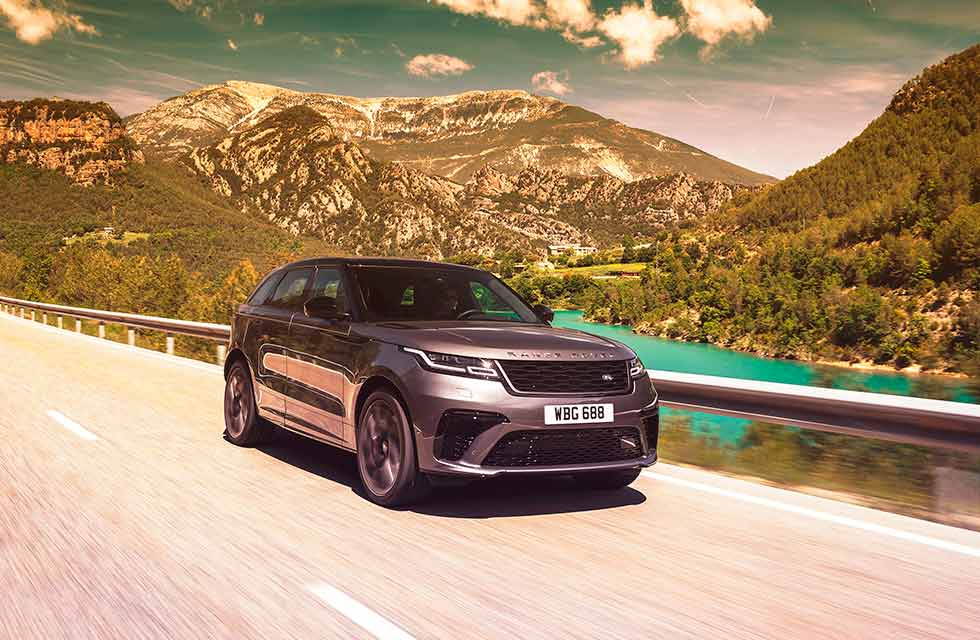 2020 Range Rover Velar SV Autobiography Dynamic L560
