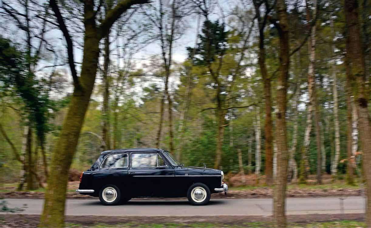 1958 Austin A40 De Luxe