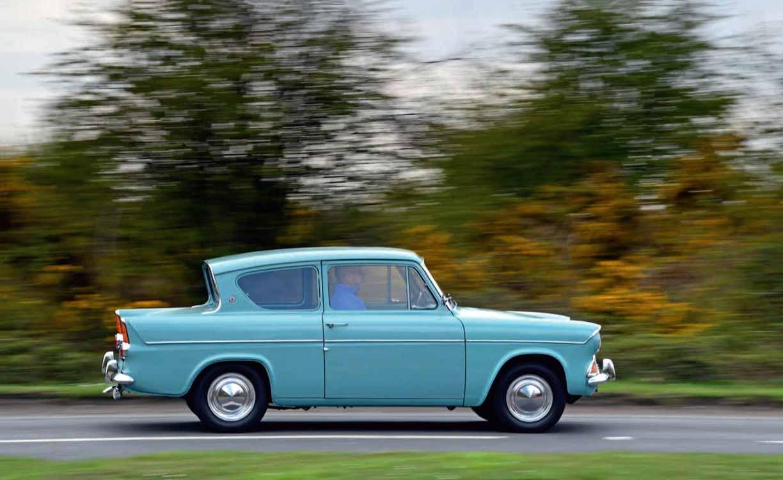 1959 Ford Anglia 105E Deluxe