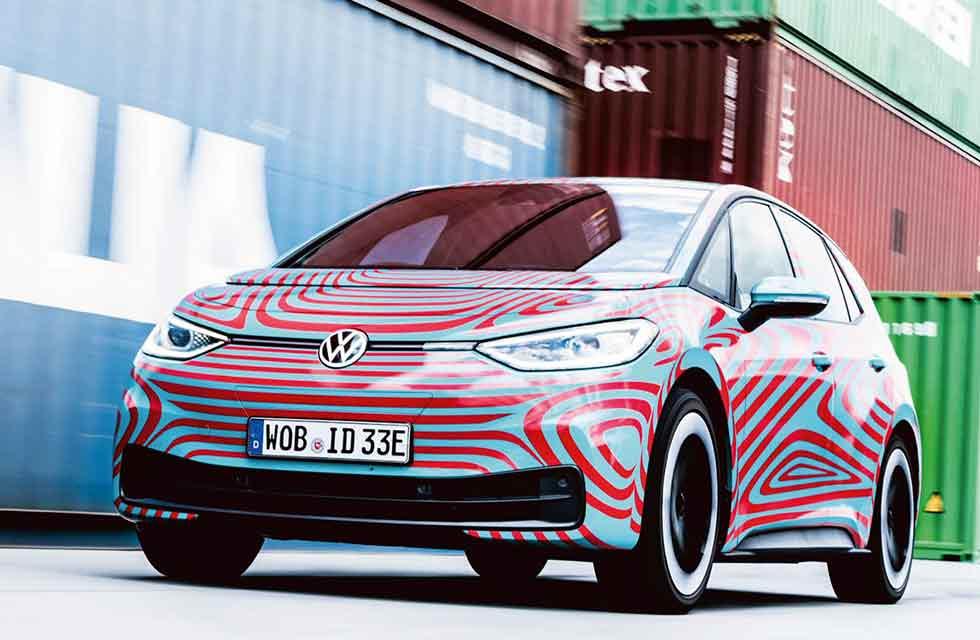 2020 Volkswagen ID3 - road test