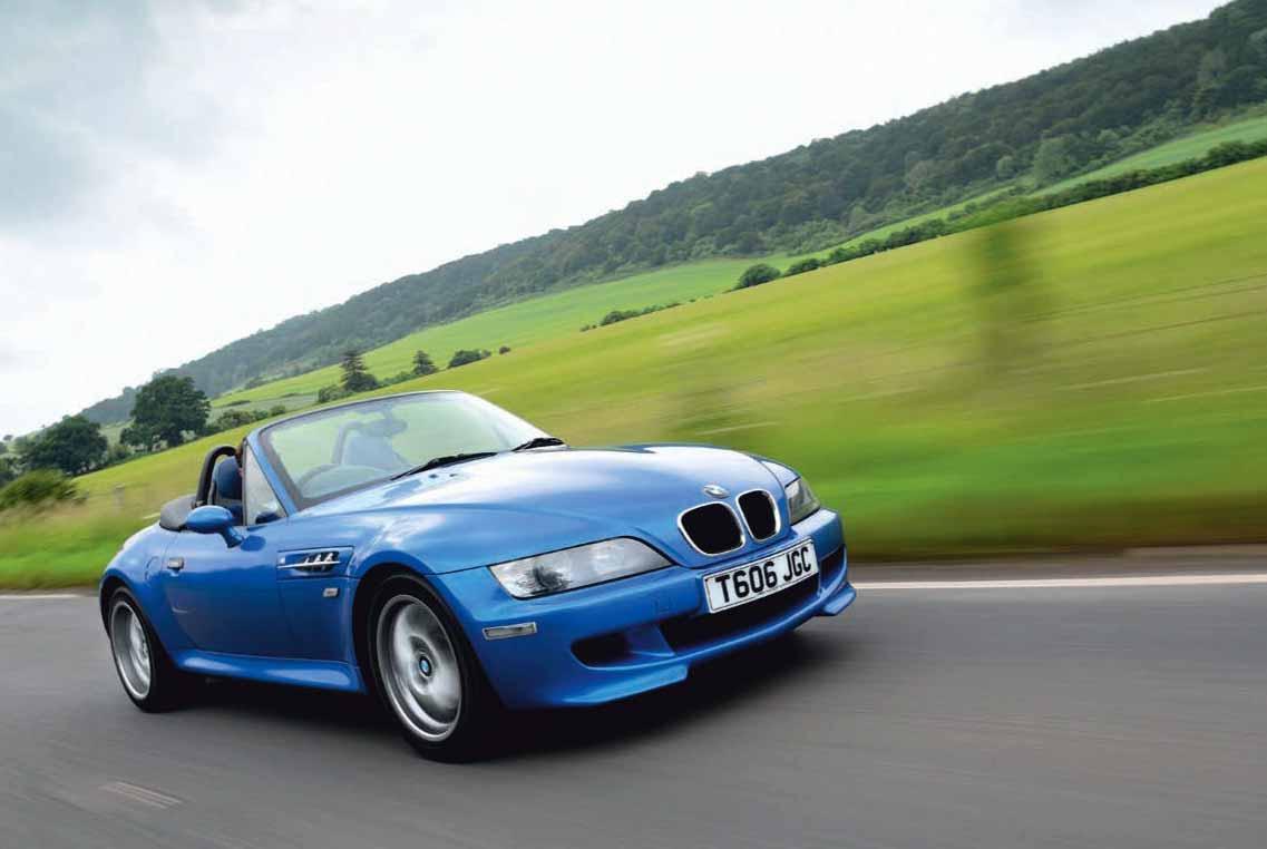 1998 BMW Z3 M Roadster E36/7