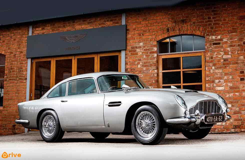 "1965 Aston Martin DB5 ""James Bond"