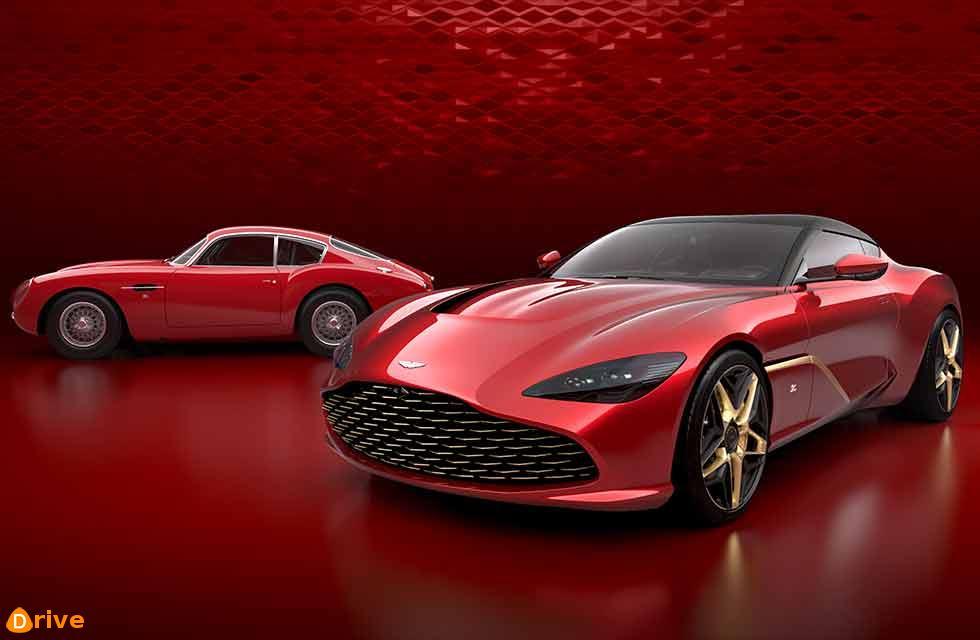 DBS Zagato, plus DB4 GT Zagato Continuation