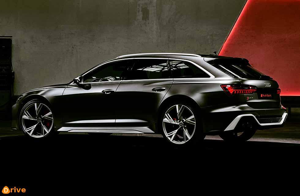 2020 Audi RS 6 Avant C8